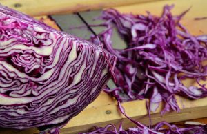 antioxidant red cabbage