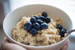 oatmeal and heart health
